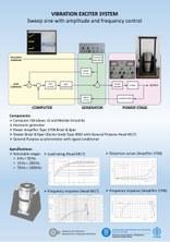 Posada en marxa d'un equipament d'assaig de vibracions a la seu del Departament d'Enginyeria Mecànica a l'ETSEIB