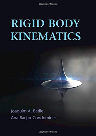 """Publicació de """"Rigid Body Kinematics"""""""