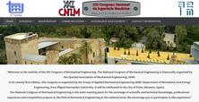 imatge de la web del XXI CNIM