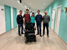 Duchenne Parent Project España financia el proyecto MOVit Game coordinado por el grupo BIOMEC